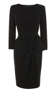 Karen Millen Tailored Pinstripe Dress $395.00