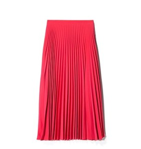 Marcs Sunray Pleat Midi Skirt $189.00